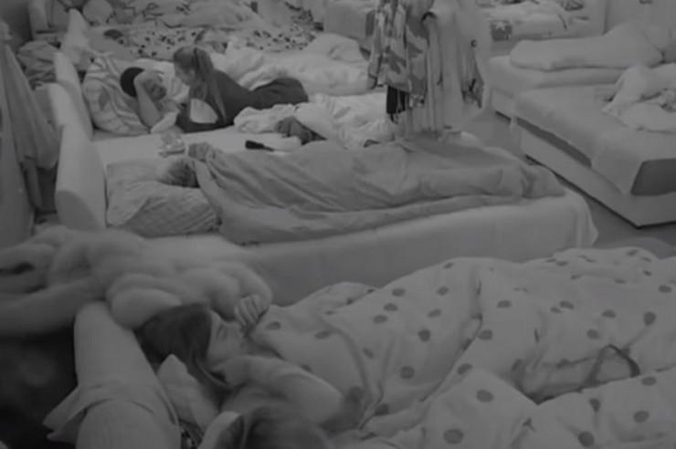 PREKRŠILA OBEĆANJE: Miljana i Zola u strasnoj akciji ispod pokrivača! Mislili su da ih kamera ne snima