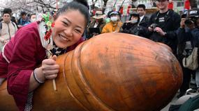 Kanamara Matsuri - Święto Żelaznego Fallusa w Kawasaki