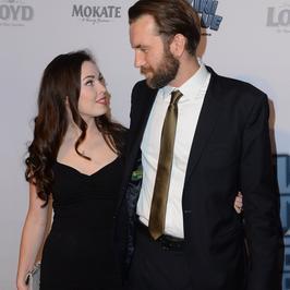 Tomasz Kot i Lianne Harvey na premierze filmu. Jak wypadli?