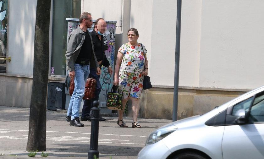 Sędzia Trybunału Konstytucyjnego Krystyna Pawłowicz korzysta z ochrony od października ubiegłego roku.