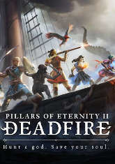 Okładka: Pillars of Eternity 2: Deadfire