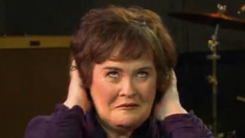 Zobacz, jak Susan Boyle wypiękniała
