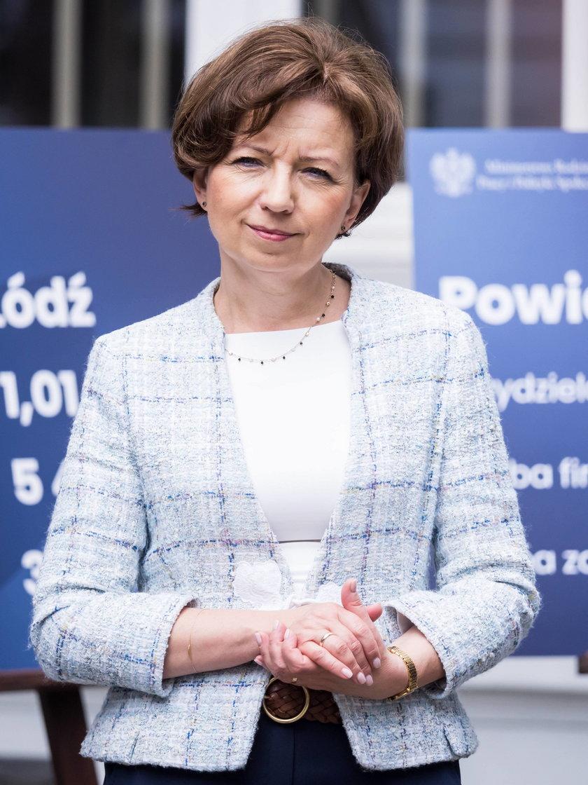 Ważny apel minister Maląg w sprawie 500+