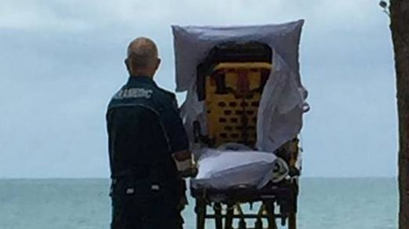 Ratownicy zrobili to dla umierającej pacjentki. Internauci wzruszeni