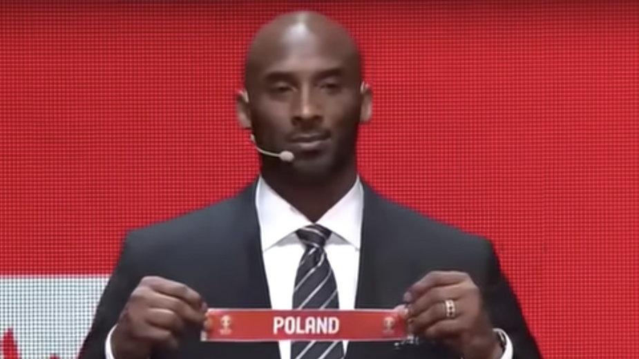 Kobe Bryant - losowanie MŚ