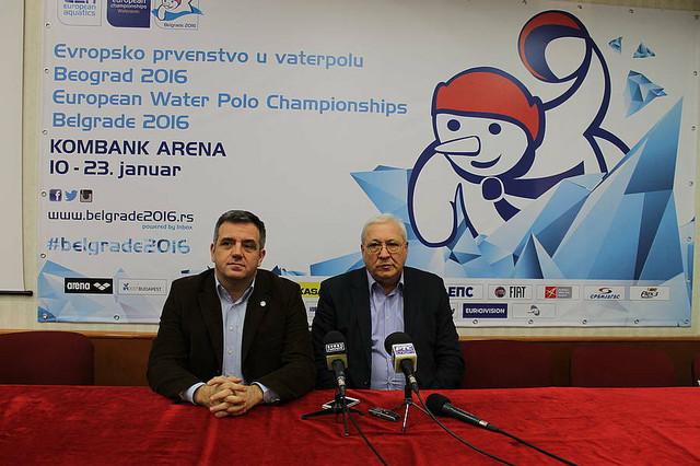 Darko Udovičić i Milorad Krivokapić