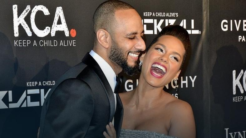 Swizz Beats i Alicia Keys