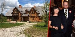 Taką rezydencję minister Szumowski sprezentował żonie