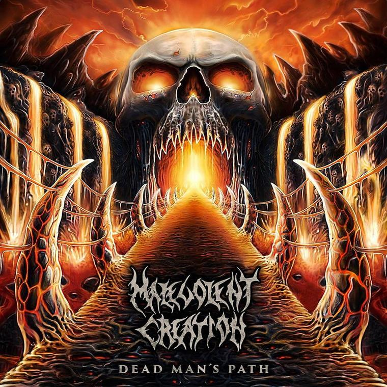 "Malevolent Creation – ""Dead Man's Path"""