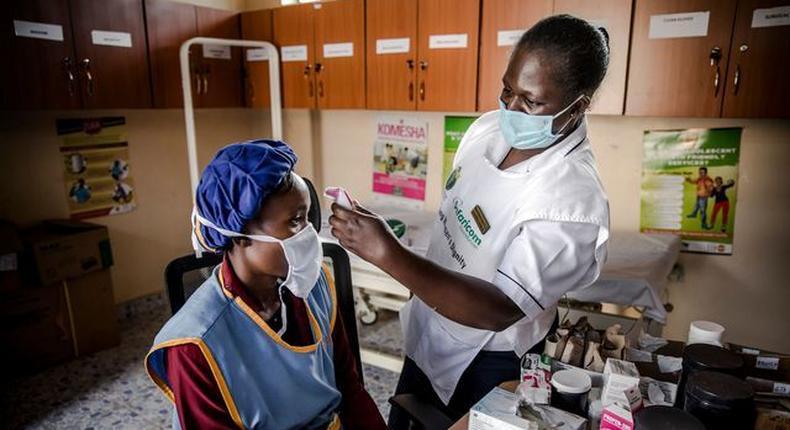 Coronavirus-covid-19-Afrique Senegal