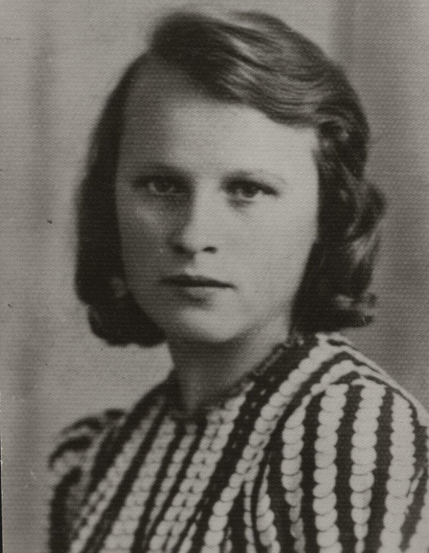 Marianna Krasnodębska, z domu Jarosz
