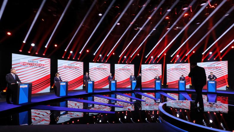debata prezydencka