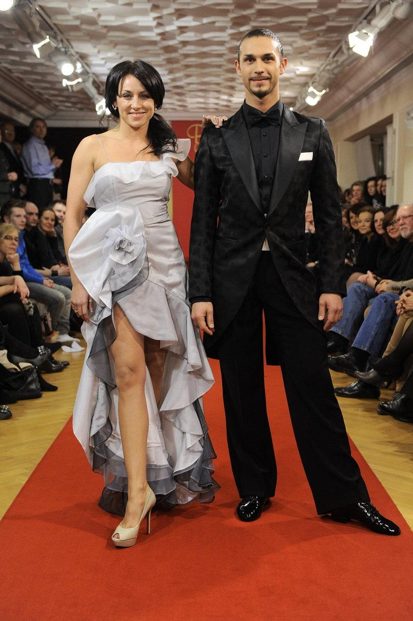 Kamila Kajak i Andrej Mosejcuk