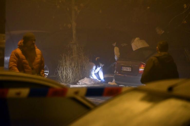 Ubistvo Novi Beograd
