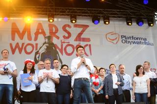 Klapa czy sukces? Politycy podzieleni w ocenach sobotniego 'Marszu Wolności'