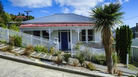 Najbardziej stroma ulica na świecie - Baldwin Street w Dunedin, Nowa Zelandia