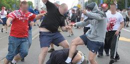 Zaatakowali piłkarzy w hotelu