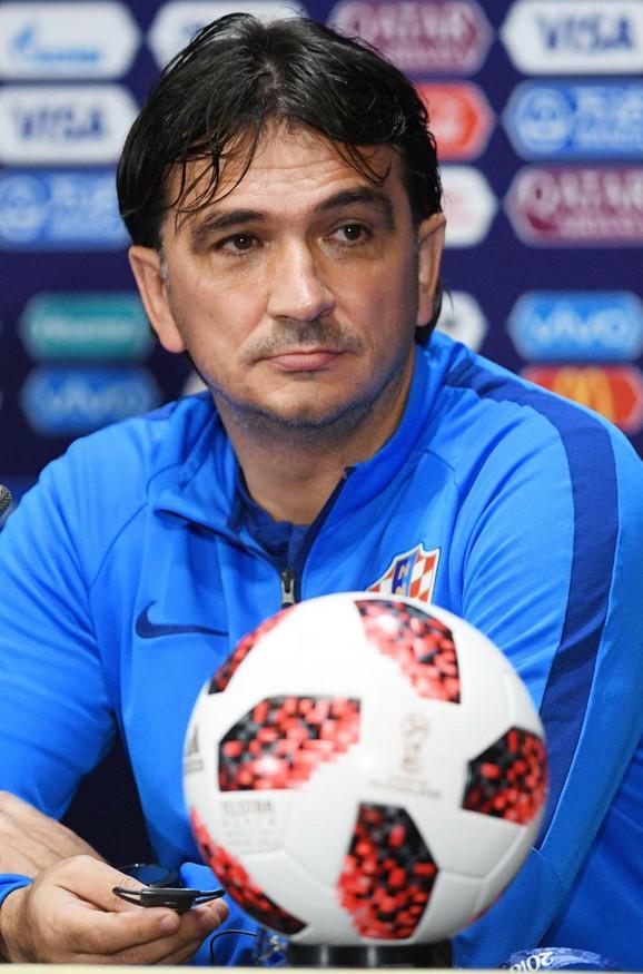 Zlatko Dalić je napravio pravi potez - izbacio je nezadovoljnog i sa ostatkom ekipe došao do finala