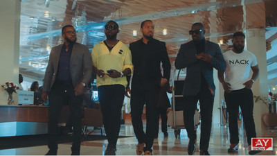 Olamide gets a cameo appearance in 'Merry Men' sequel as AY releases official trailer