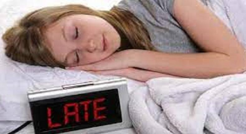 Reasons why you are oversleeping