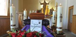 Wzruszające zdjęcia z pogrzebu Marka Jackowskiego