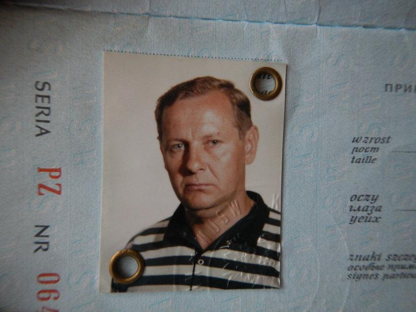 Andrzej Filipiak podpalił się przed KPRM