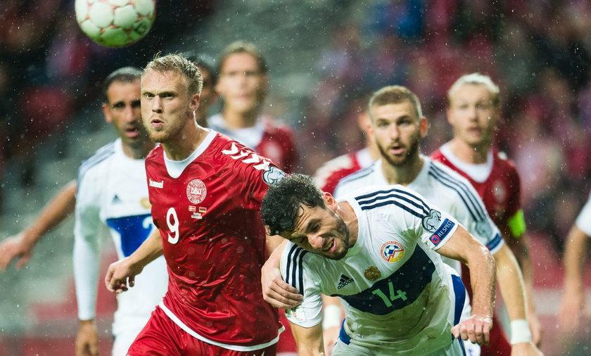 Duńczycy podali skład na mecz z Polską