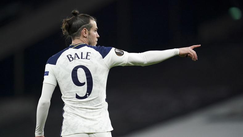 Gareth Bale Dostawca: PAP/EPA.
