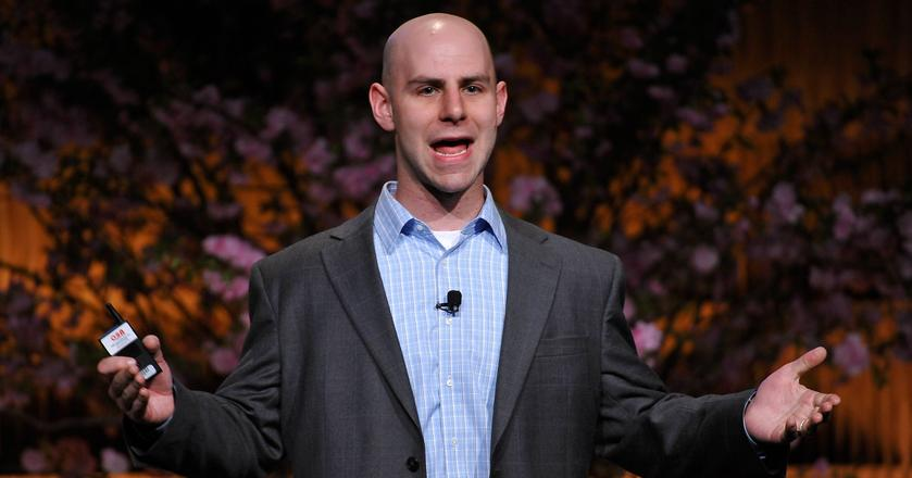 Profesor Adam Grant z Wharton Business School