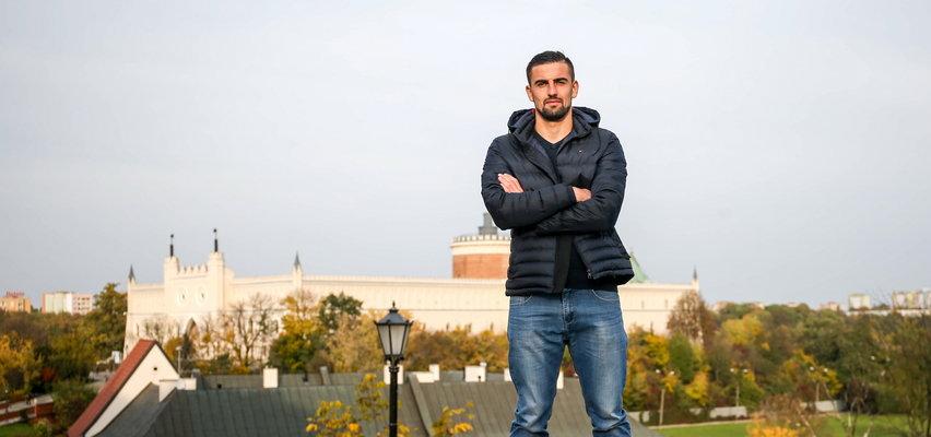 Bartosz Śpiączka wyznaje: W Niecieczy straciłem wszystko
