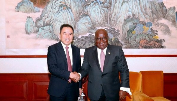 President of StarTimes Group, Pang Xinxing met President Nana Akufo-Addo in Beijing for the Summit of the Forum on China-Africa Cooperation.