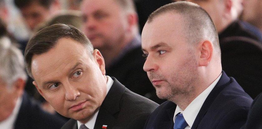 Oni zyskali na rozwodzie z prezydentem Andrzejem Dudą