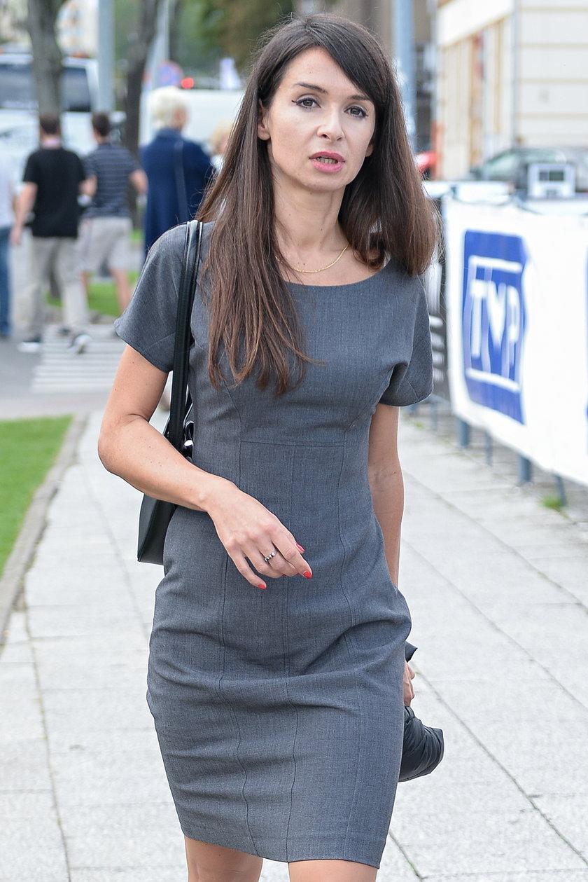 Gwiazdy, którym skradziono samochody: Marta Kaczyńska
