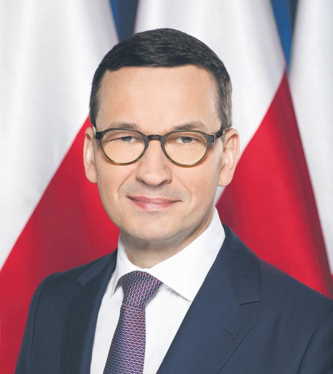Premier Mateusz Morawiecki  fot. KPRM