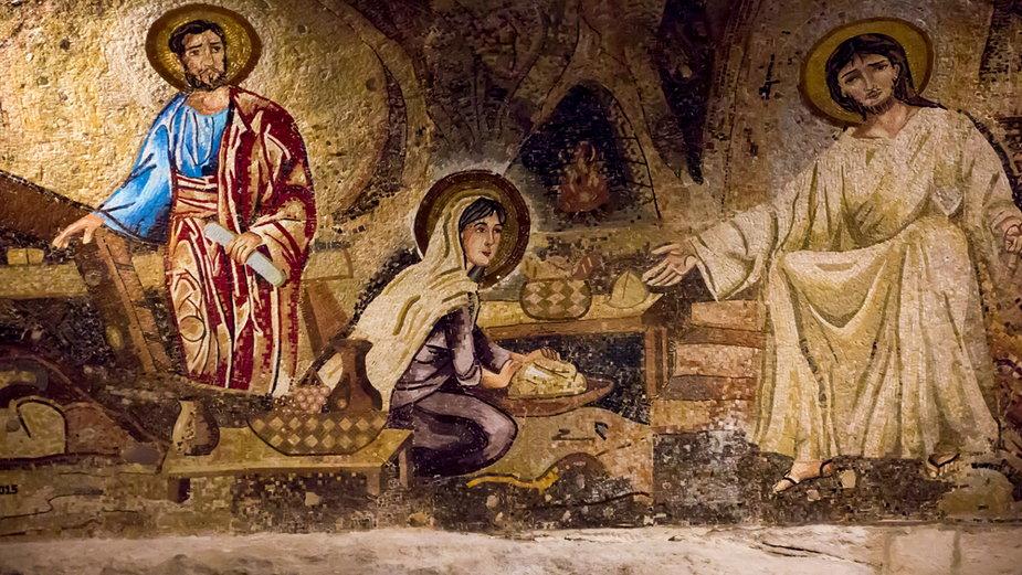 Święta rodzina, Nazaret, Izrael