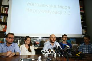 Miasto Jest Nasze: Powołać komisję śledczą, która wyjaśni 'dziką reprywatyzację'