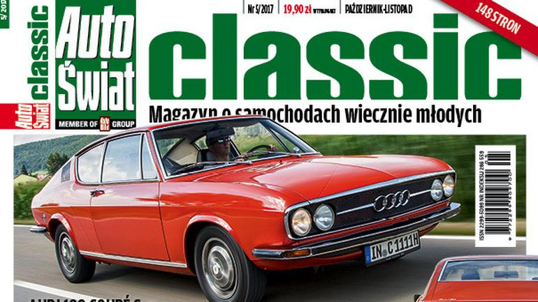 Auto Świat Classic 5/2017