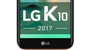 LG K10 na 2017 rok - rozwiązania znane z flagowych telefonów teraz w przystępnej cenie