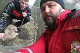 jablanicko jezero spasavanje psa 1
