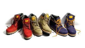 ROZWIĄZANIE KONKURSU: Wygraj buty Caterpillar na jesień