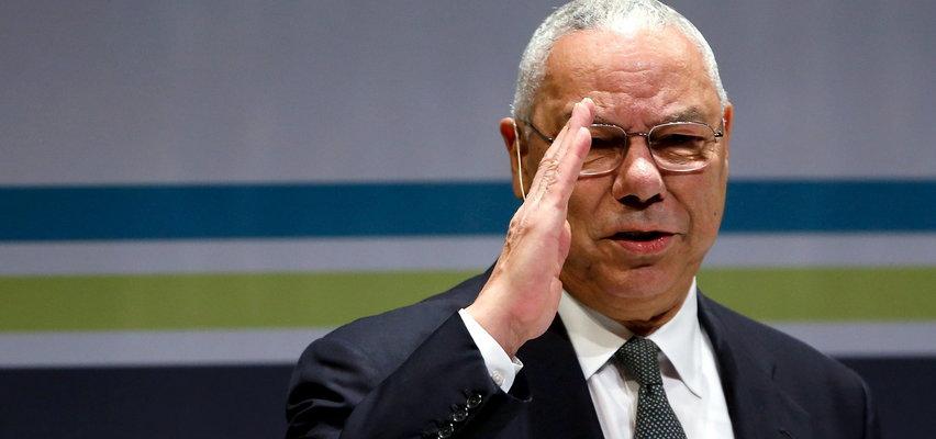 Colin Powell nie żyje. Zmarł przez powikłania po COVID-19