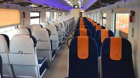 Liczba pasażerów kolei stale rośnie