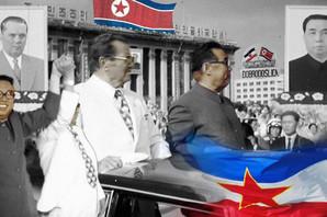 KAO DA JE HOLIVUDSKI SCENARIO Nikada niko u Koreji nije dočekan kao nekad TITO (VIDEO)