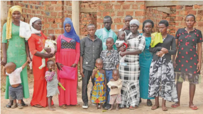 Okada rider dies in an accident leaving behind 6 widows and 30 children