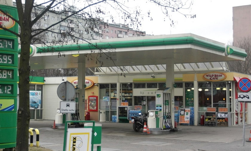 cena benzyny