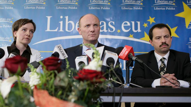 Libertas chce zamknąć Irlandię dla Polaków