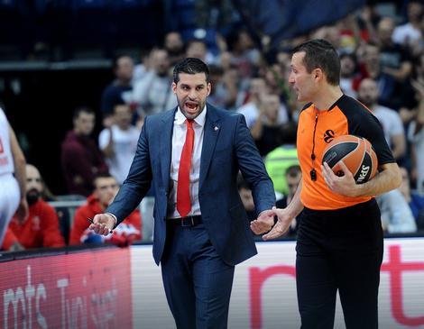 Nije mogao da bude zadovoljan: Dušan Alimpijević