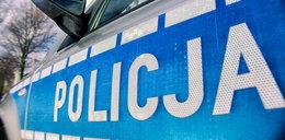 O krok od dramatu. Policjanci wybili szybę i uratowali niemowlę