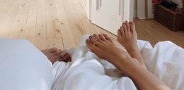 Kasia Tusk pokazała zdjęcie zrobione w łóżku. Odważnie!
