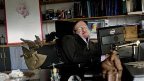 Hawking kończy 70 lat. Traci komputerowy głos